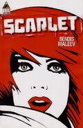 Scarlet Vol 1 5 Brian Bendis Variant