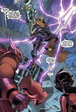 Skaarn (Earth-616), Beta Ray Bill (Earth-616), and Samuel Alexander (Earth-616) from Nova Vol 5 15 001