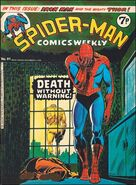 Spider-Man Comics Weekly Vol 1 91