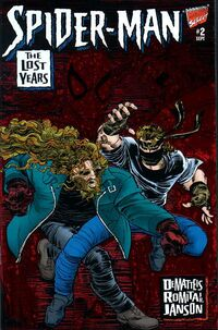 Spider-Man The Lost Years Vol 1 2