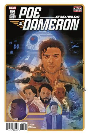 Star Wars Poe Dameron Vol 1 26