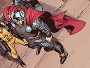 Thor Odinson (Earth-616) from Avengers vs. X-Men Vol 1 12