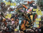 Thunderbolts, Young Avengers, Avengers and X-Men (Earth-10223) from What If World War Hulk Vol 1 1 001