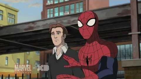 Ultimate Spider Man Episode 26 clip 01