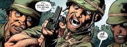 United States Army (Earth-19529) from Spider-Man Life Story Vol 1 1