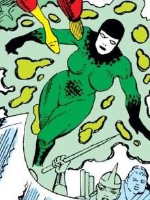 Voletta Todd (Earth-616) from Captain America Vol 1 389 0001