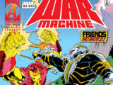 War Machine Vol 1 22
