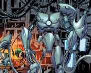 Whiplash Armor from X-Men Gold Vol 2 9 001