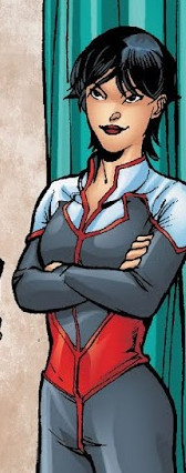Xi'an Coy Manh (Earth-616) from New X-Men Academy X Yearbook Vol 1 1 0001