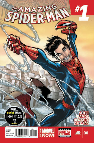 File:Amazing Spider-Man Vol 3 1.jpg