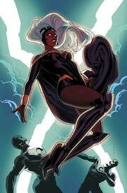 Amazing Spider-Man Vol 4 26 ResurrXion Variant Textless
