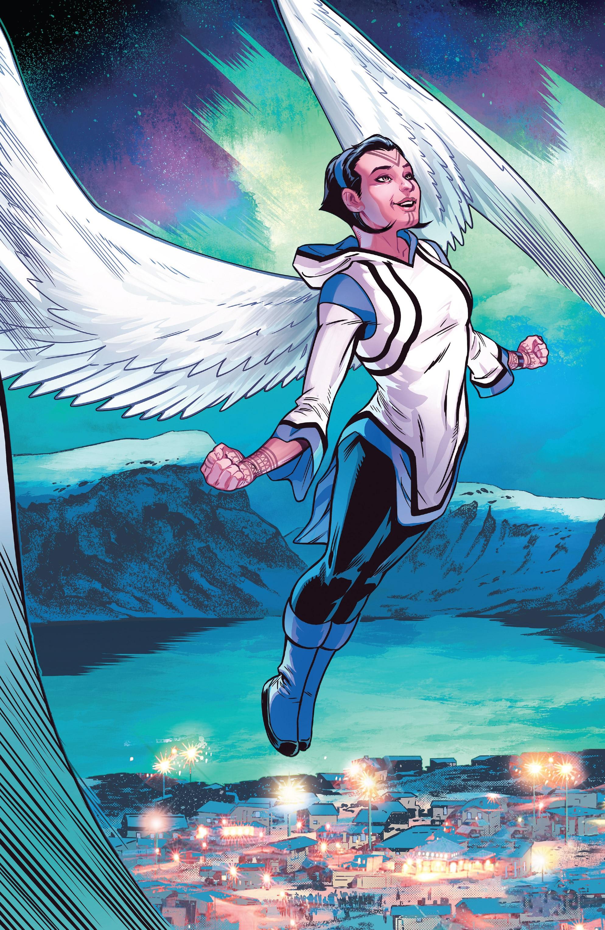 Amka Aliyak (Earth-616) | Marvel Database | FANDOM powered ...