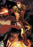 Arno Stark (Earth-8410) from Uncanny Avengers Vol 1 20