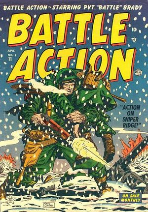 Battle Action Vol 1 11