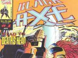 Black Axe Vol 1 1