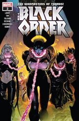 Black Order Vol 1 2