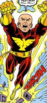 Charles Xavier (Earth-616) from X-Men Spotlight on...Starjammers Vol 1 2 001