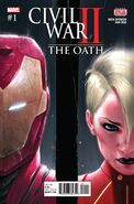 Civil War II The Oath Vol 1 1