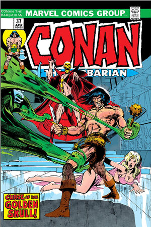 Conan the Barbarian Vol 1 37