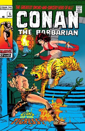 Conan the Barbarian Vol 1 5