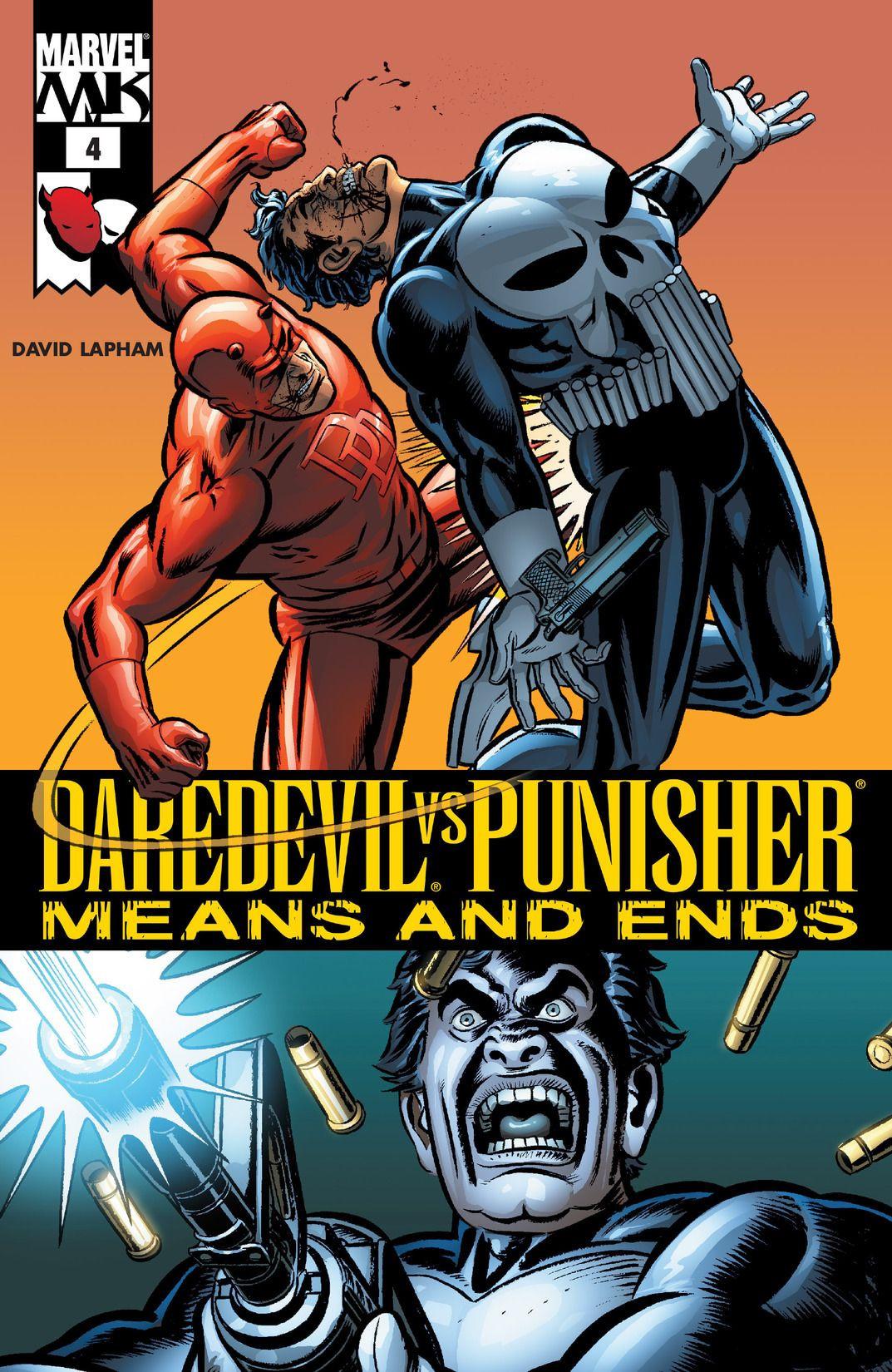 Daredevil vs. Punisher Vol 1 4