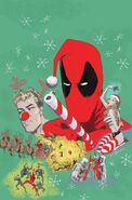 Deadpool MAX X-Mas Special Vol 1 1 Textless