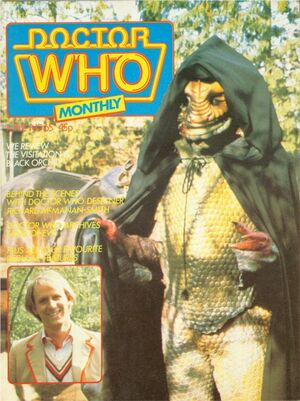 Doctor Who Monthly Vol 1 65