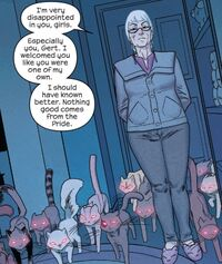 Dr. Hayes (Earth-616) from Runaways Vol 5 5 001