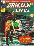 Dracula Lives (UK) Vol 1 4