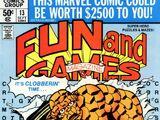 Fun and Games Magazine Vol 1 13