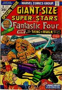 Giant-Size Super-Stars Vol 1 1
