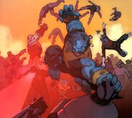 Henry McCoy (Earth-616) from Secret Invasion X-Men Vol 1 1 0001