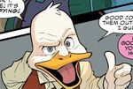 Howard the Duck (Earth-Unknown) from Unbelievable Gwenpool Vol 1 25 001