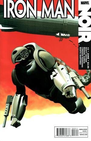 Iron Man Noir Vol 1 3
