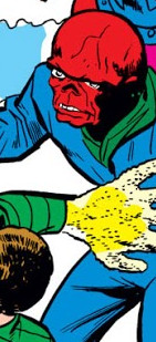 Johann Shmidt (Earth-689) from Avengers Annual Vol 1 2 0001