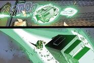 Julian Keller (Earth-616) and Laura Kinney (Earth-616) from New X-Men Vol 2 31 0002