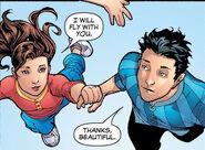 Julian Keller (Earth-616) and Sofia Mantega (Earth-616) from New X-Men Vol 2 13 0001