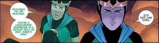 Loki Laufeyson (Ikol) (Earth-616) from Young Avengers Vol 2 5 0002