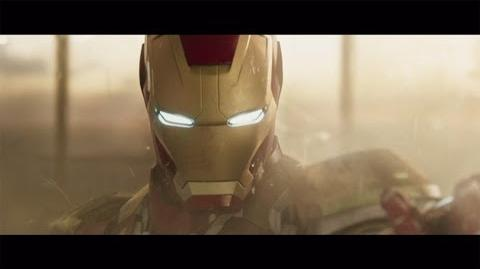 ADour/IRON MAN 3 2nd Trailer is here (and it's far more than awesome)