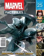 Marvel Fact Files Vol 1 25