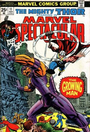 Marvel Spectacular Vol 1 11