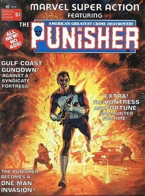 Marvel Super Action Vol 1 1