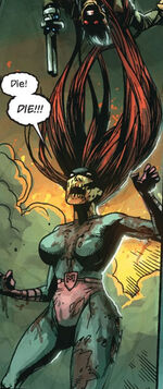 Medusalith Amaquelin (Earth-2149) from Marvel Zombies 3 Vol 1 3 001