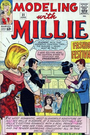 Modeling With Millie Vol 1 31