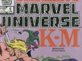 Official Handbook of the Marvel Universe Vol 1 6