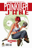 Painkiller Jane The 22 Brides Vol 1 2 Variant