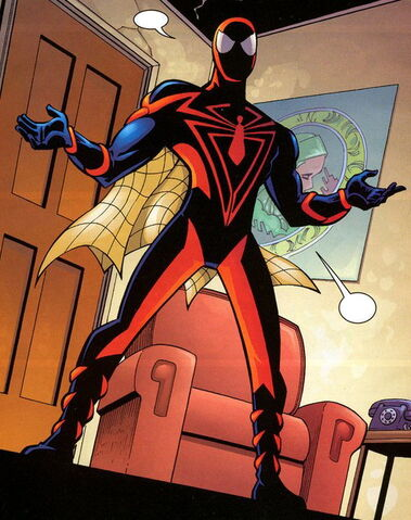 File:Peter Parker (Earth-TRN583) from Spider-Man Unlimited Vol 2 ½ 0001.jpg