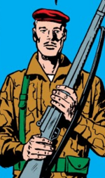 Pierre (French Africa) (Earth-616) from Fantastic Four Vol 1 1 0001