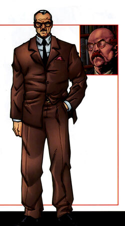 Raymond Sikorski (Earth-616) from Avengers Assemble Vol 1 1 0001