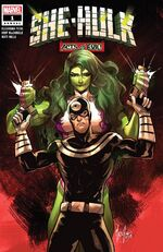 She-Hulk Annual Vol 1 1